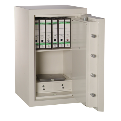 CHUBB CUSTODIAN SAFE - SECURED BY KEYLOCK AND KEYLESS COMBINATION LOCK SIZE 3