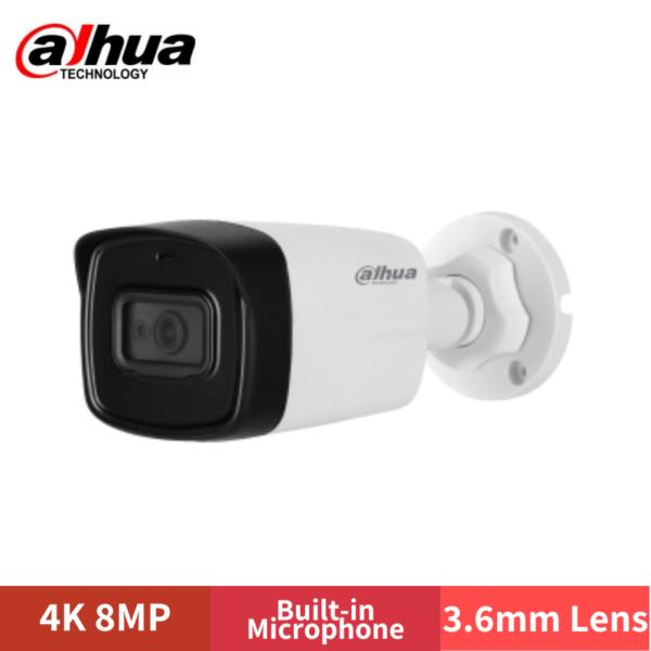 DAHUA HFW1801TL-A 4K 8MP HD-CVI IR BULLET CAMERA