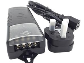 SSA PSA12045A POWER SUPPLY 12V 5A CCTV 4CH