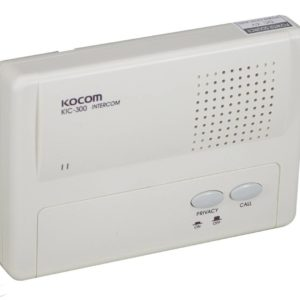 KOCOM DIGITAL HOME NETWORK 1 CH SUB UNIT
