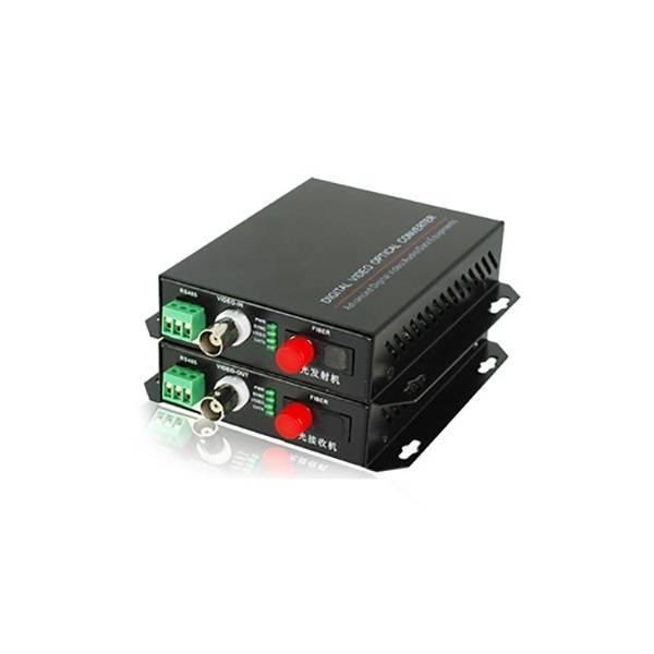 SSA FCC1001S FIBER OPTIC TO 1080P CVI/AHD/TVI/ANALOG CONVERTER (1CH VIDEO)