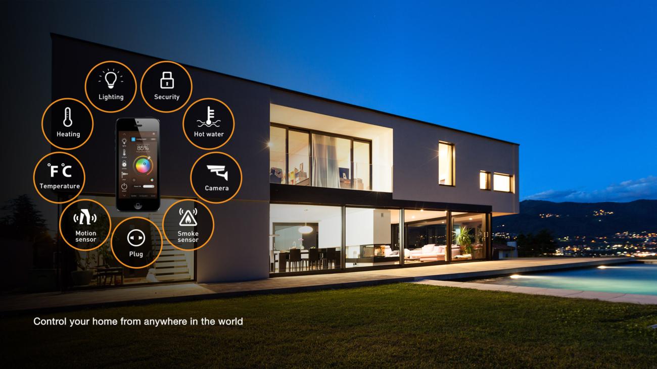smart home convenient