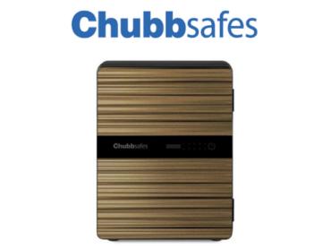 CHUBB Naomi 50 Safe - Security System Asia