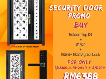 D Series + Digital Lock