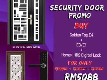 E Series + Digital Lock
