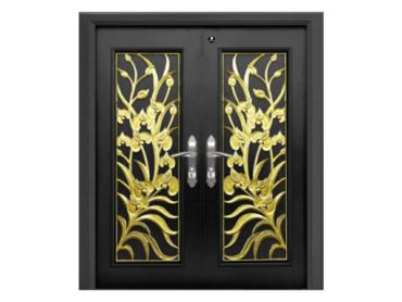 Golden Top Security Door Part 2 (1)